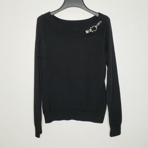 Ralph Lauren Black Pullover Sweater NWT
